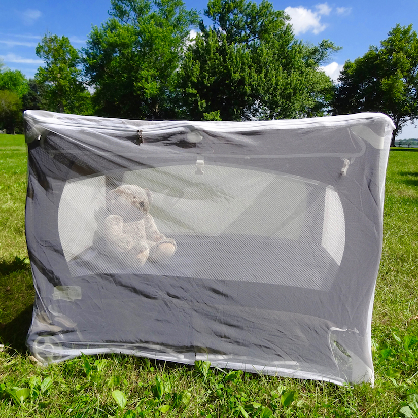 how to keep ticks away while camping