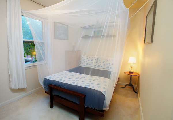 Queen Double Single Bed Size Rectangular Mosquito Net